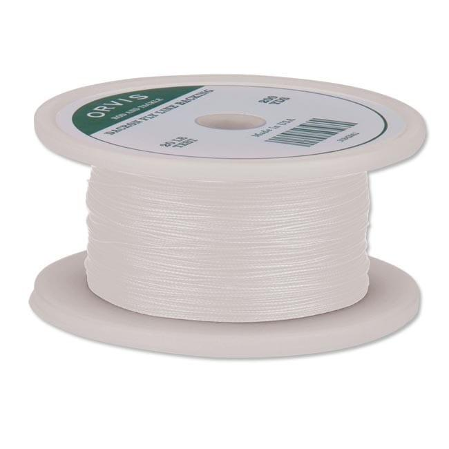 Orvis Braided Dacron Backing for Fly Lines (White)- 200 Yards