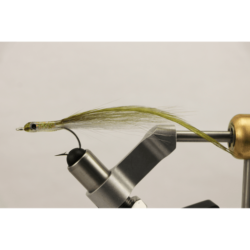 Guide Flies: Epoxy Flatwing Sand Eel