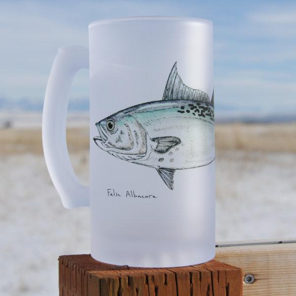 Currier Frosted Beer Mug