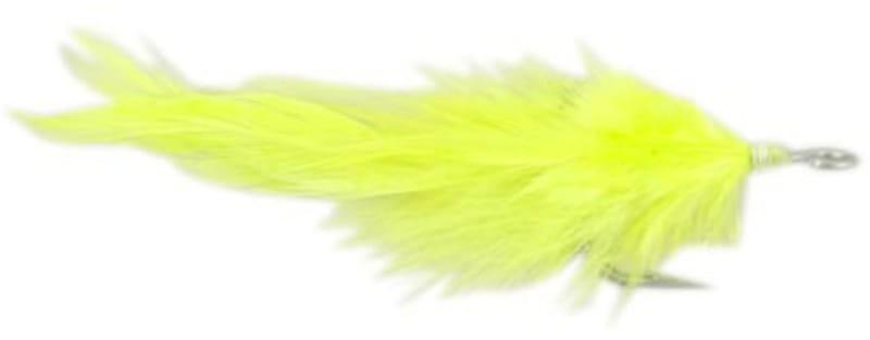 Point Jude Siwash Feather Replacement Tail Hooks
