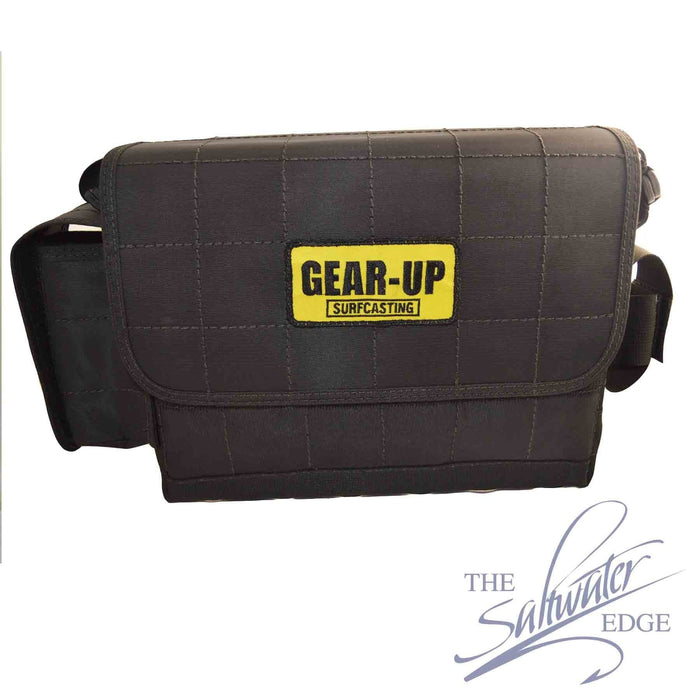 Gear-Up 4 Tube Surf Bag - Black
