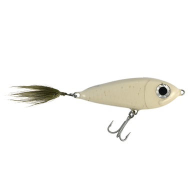 Alan's Custom Lures Combat Glider - Bone