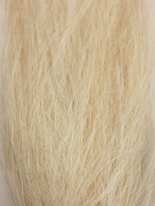 ivory color fly tying material