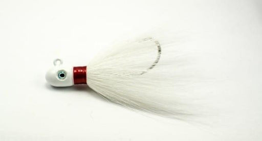 Jecks Bucktails Jig - White