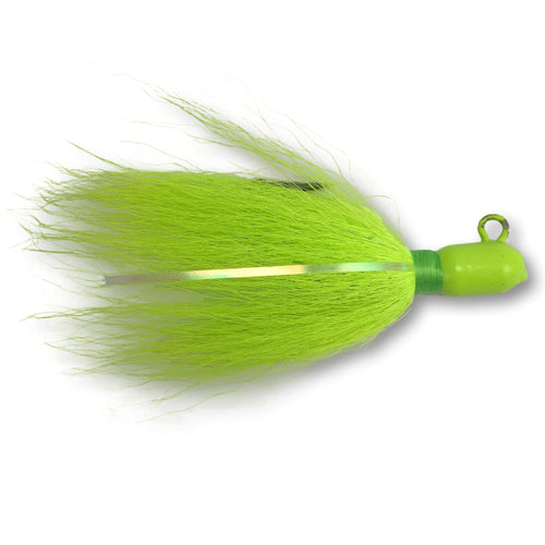 MagicTail Bullet Head Bucktails
