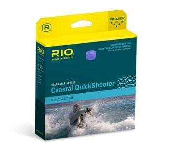 RIO Coastal Quickshooter XP Flylines