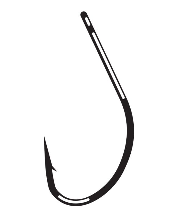 Gamakatsu SC15-2H 2x Strong Wide Gap Hooks
