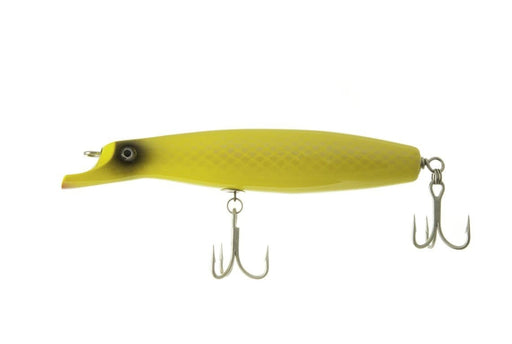 Sporting Wood Bottle Darter Junior (All Yellow)