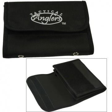 Tactical Anglers Assault Pouch (Stealth Black)