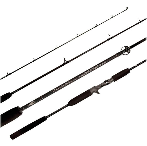 Tsunami Trophy Slow Pitch Jigging Casting Rods