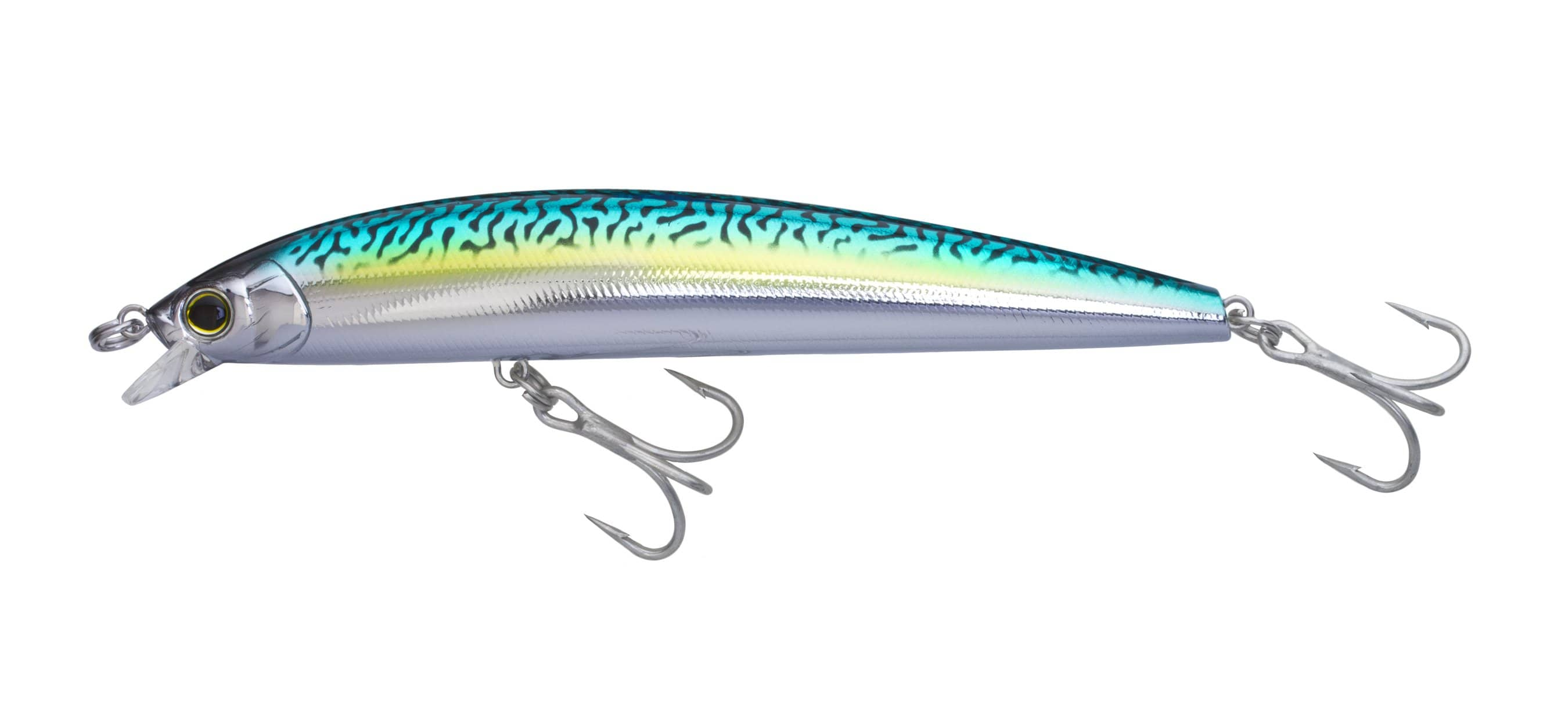 Yo-Zuri Hydro Minnow LC Green Mackerel
