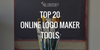 Top 20 Free Online Logo Makers