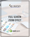Zoom Effect on Product Image