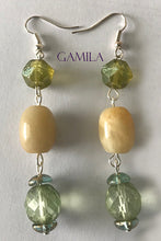 Ballina Necklace and Earrings