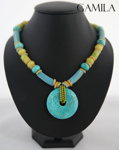 Sampa Necklace