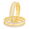 Sukkhi Stylish Gold Plated Bangle Set for women