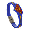 Sukkhi Cosmic Superman Rubber Bracelet For Men