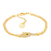 Sukkhi Ritzy Gold Plated Bracelet for Men