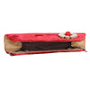 Sukkhi Traditional Red Clutch Handbag-2
