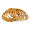 Sukkhi Traditional Gold Plated Mangalsutra & Bangle Combo For Women