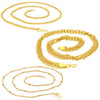 Sukkhi Marvellous Gold Plated Unisex Combo Chain