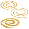 Sukkhi Exclusive Gold Plated Unisex Combo Chain