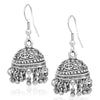 Sukkhi Charming Oxidised Jhumki Earring For Women