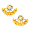 Sukkhi Stylish Gold Plated Earring for Women