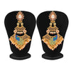 Sukkhi Glamorous Peacock LCT Gold Plated Earring for Women