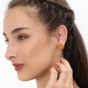 Sukkhi Glorious Gold Plated Stud Earring for Women