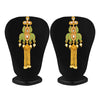 Sukkhi Dazzling Gold Plated Mind Collection Chandelier Earring for Women