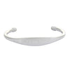 Sukkhi Fancy Rhodium Plated Cuff Kada For Men