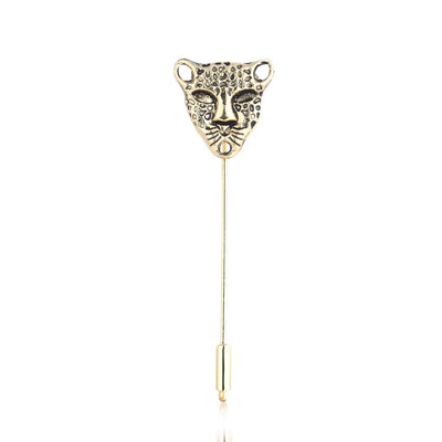 Sukkhi Modish Gold Plated Lapel Pin Brooch for men