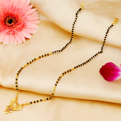 Sukkhi Gorgeous Gold Plated Mangalsutra for women