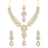 Sukkhi Ravishing Gold Plated necklace set for women