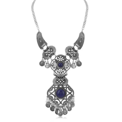 Sukkhi Stylish Oxidised Necklace for women