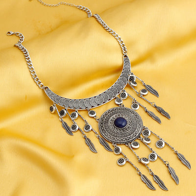 Sukkhi Estonish Oxidised Necklace for women