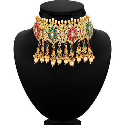 Sukkhi Bollywood Collection Choker Bollywood Collection Necklace Set for Women
