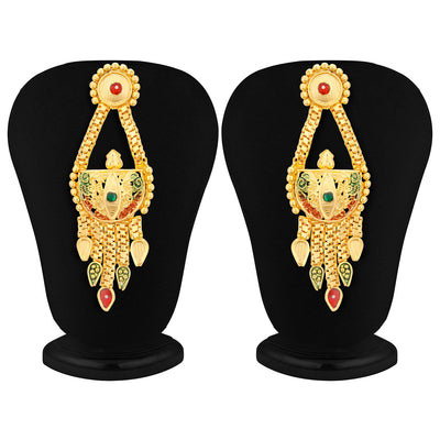 Sukkhi Ritzy Gold plated Necklace Set