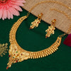 Sukkhi Gorgeous Alloy Gold plated Necklace Set for Women