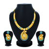 Sukkhi Resplendent Gold Plated Kundan Collar Necklace Set for Women