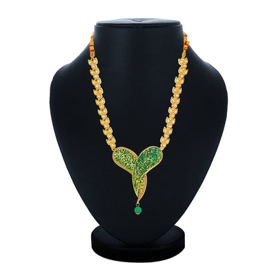 Sukkhi Eye Catching Collar Gold Plated Necklace for Women