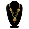 Sukkhi Exclusive LCT Gold Plated Long Haram Necklace Set For Women