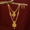 Sukkhi Beguiling Gold Plated Long Haram Rani Haar Necklace Set for Women