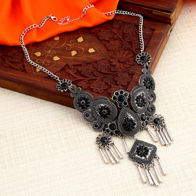 Sukkhi Traditional Oxidised Necklace for women