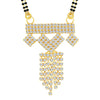 ShoStopper Graceful Gold Plated Austrian Diamond Mangalsutra Pendant