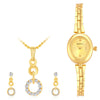 Shostopper Vintage Collection Combo Of Pendant Set & Watch SJ236CB