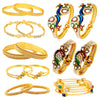 Shostopper Combo Of Trendy Traditional Bangles Set For Women Pack Of 18
