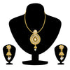 Shostopper Traditional Necklace Set / Pendant Set with Earrings for Women