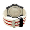 Shostopper Red & White Dial Analogue Watch For Men - SJ60060WM-3